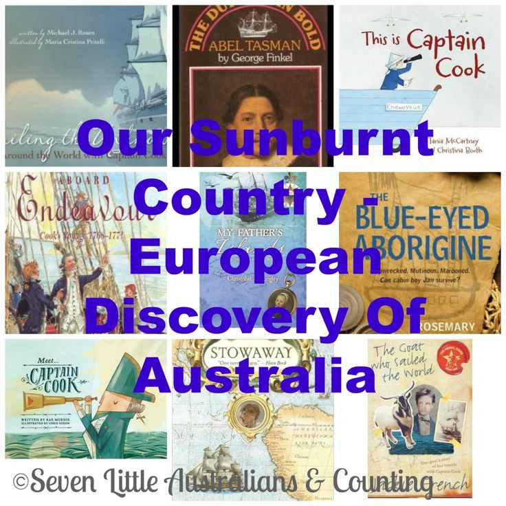 European Discovery of Australia | Australian History | Our Sunburnt Country