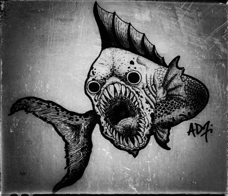 Hellfish / deadfish / piraña