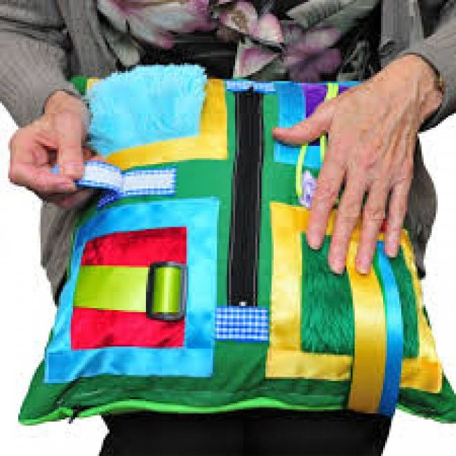 Sensory Cushion - Dementia & Memory Aids