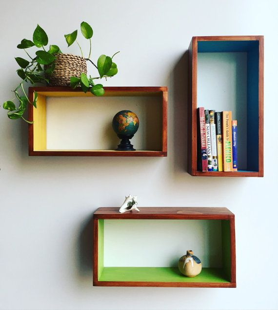 floating shelves wall shelves shelf mid by tinylionsdesigns - Wall Shelves Design