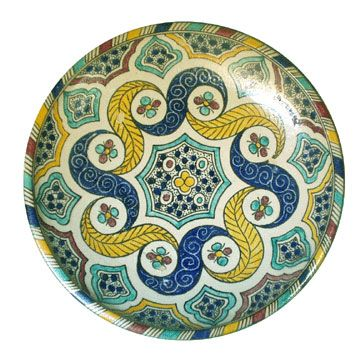 Moroccan Plate