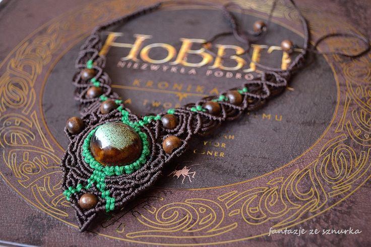 Naszyjnik Hobbit