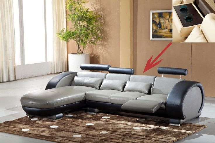 Find More Living Room Sofas Information about 2015 Recliner leather sofa set Living room sofa set with reclining chair #9003 wich cupboard,High Quality sofa hand,China sofa box Suppliers, Cheap sofa l-shape from JIXINGE SOFA and BED on Aliexpress.com