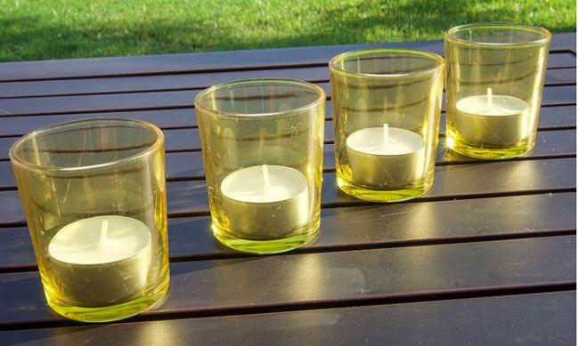 شمع وارمر سکه ای 100 عددی Tea Light Candles Tea Lights Bulk Candles