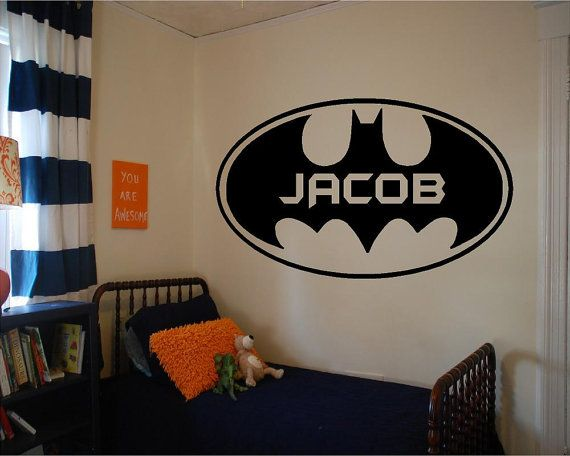 68 best Batman room images on Pinterest | Batman bedroom, Batman ...