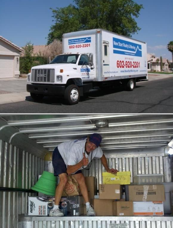 New Start Realty & Moving is a relocation specialist that offers residential and corporate relocation services. Check them out for your moving options. Open pin to read 23 reviews for this office mover.