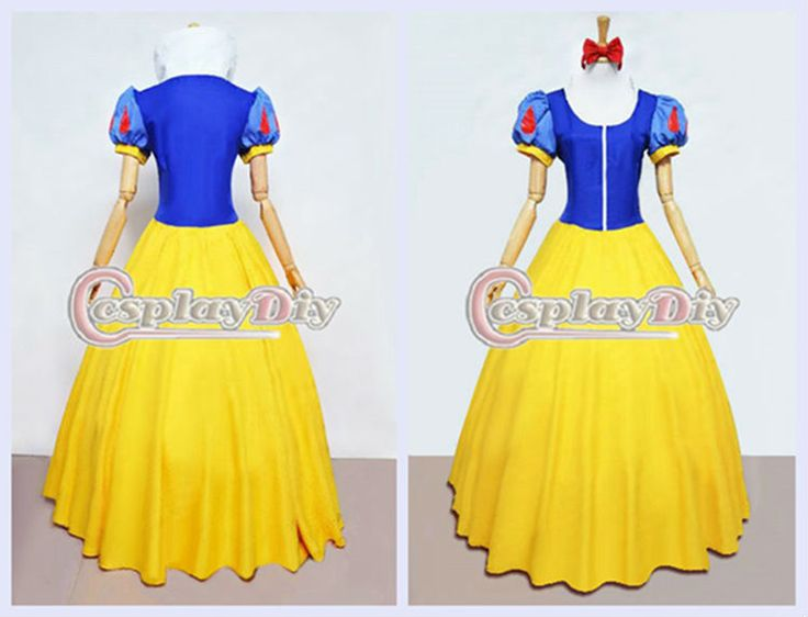 Custom made snow white adult princess costume $39.99~$59.99