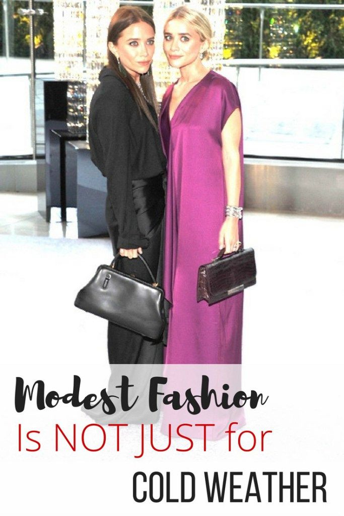 Women that like to dress in modest outfit trends have been seeeing quite a few websites featuring modest fashion, including Mary Kate and Ashley Olsen The Row design. These clothes are stylish, perfect for all occasions including a wedding, have great style.