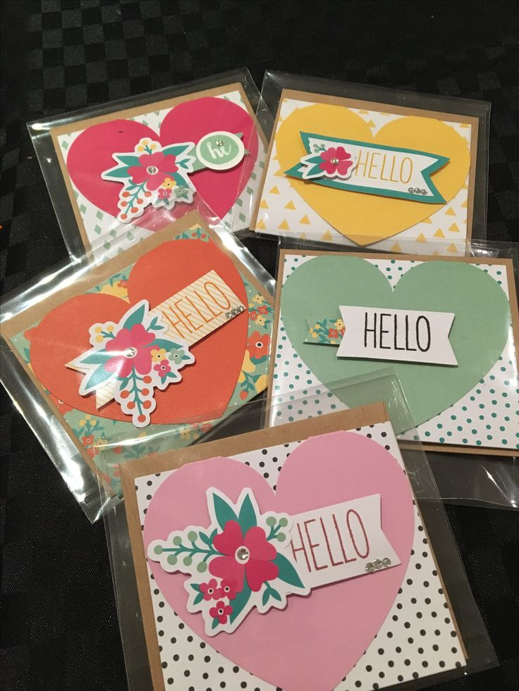 Stampin up Oh happy day.
