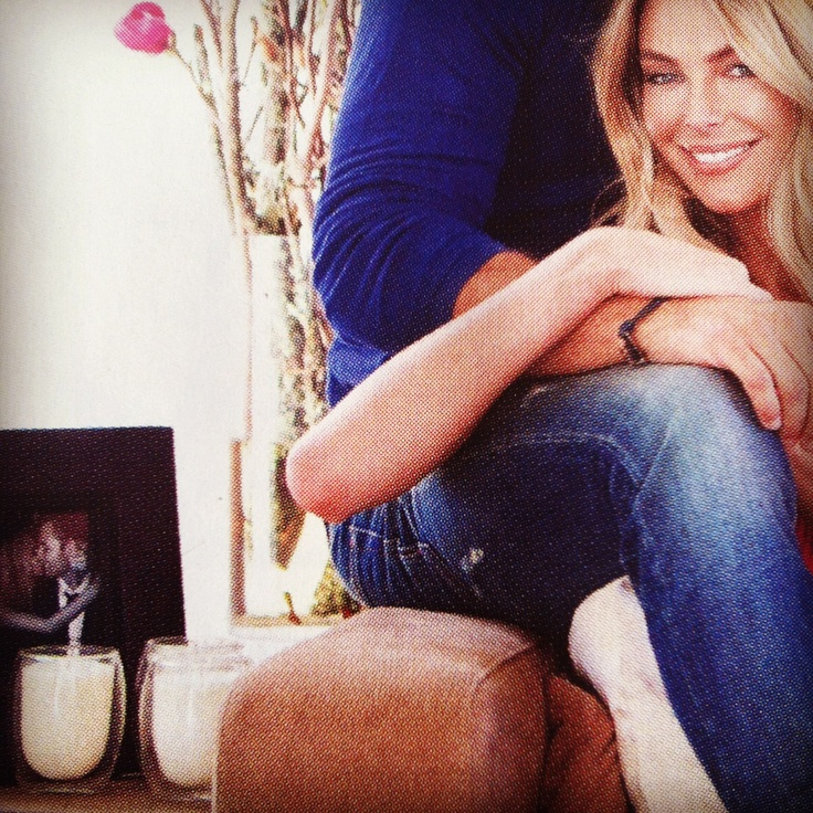 Voyager candles in Jen Hawkins' home.