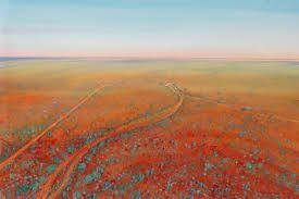 Image result for watercolours art desert australian outback