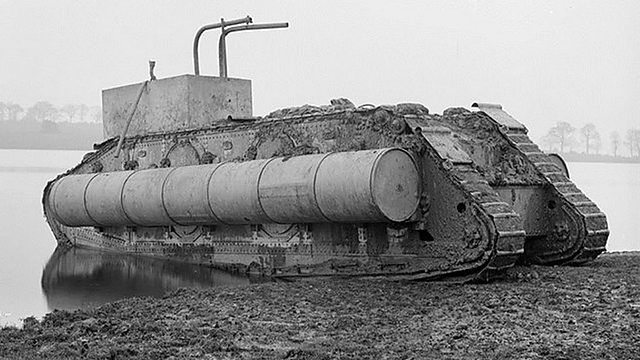 In 1916, the Mechanical Warfare Supply Department opened secret experimental grounds for tanks at Dollis Hill in north west London. With the aim of breaking the stalemate of trench warfare, the armoured vehicles made their first appearance, on the Somme, in September that same year.
