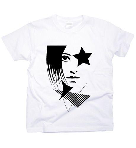 ハード・ロック・ガール T-Shirt