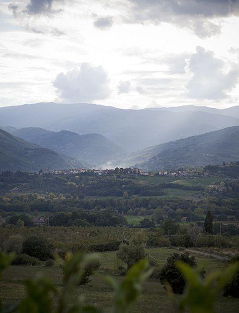 Casentino, Tuscany