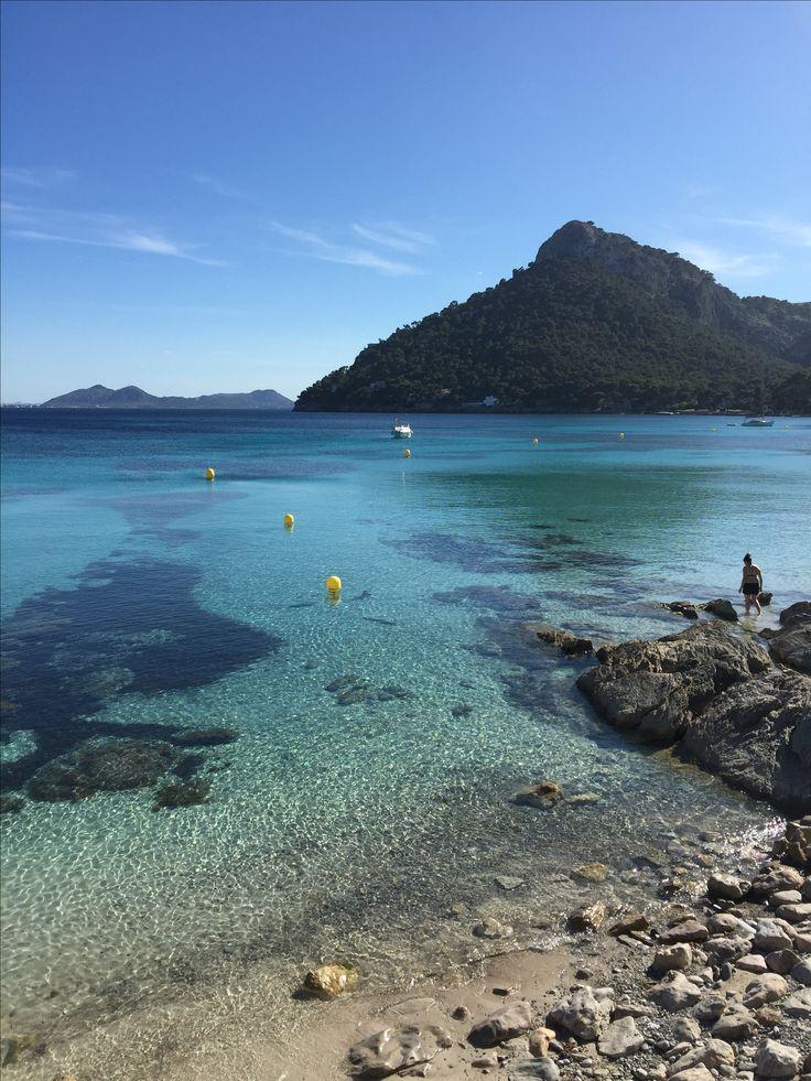 Playa Formentor, Mallorca