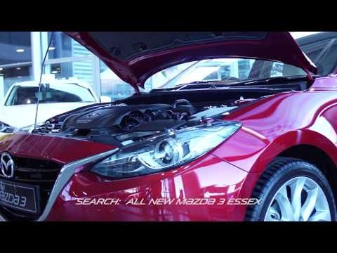 Essex Auto Group's video introduction to the all-new Mazda3.