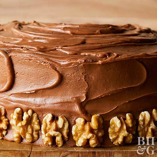 A true classic, this fudge frosting recipe takes any cake from tasty to mouthwatering