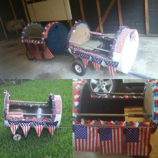 fourth of july car decorations