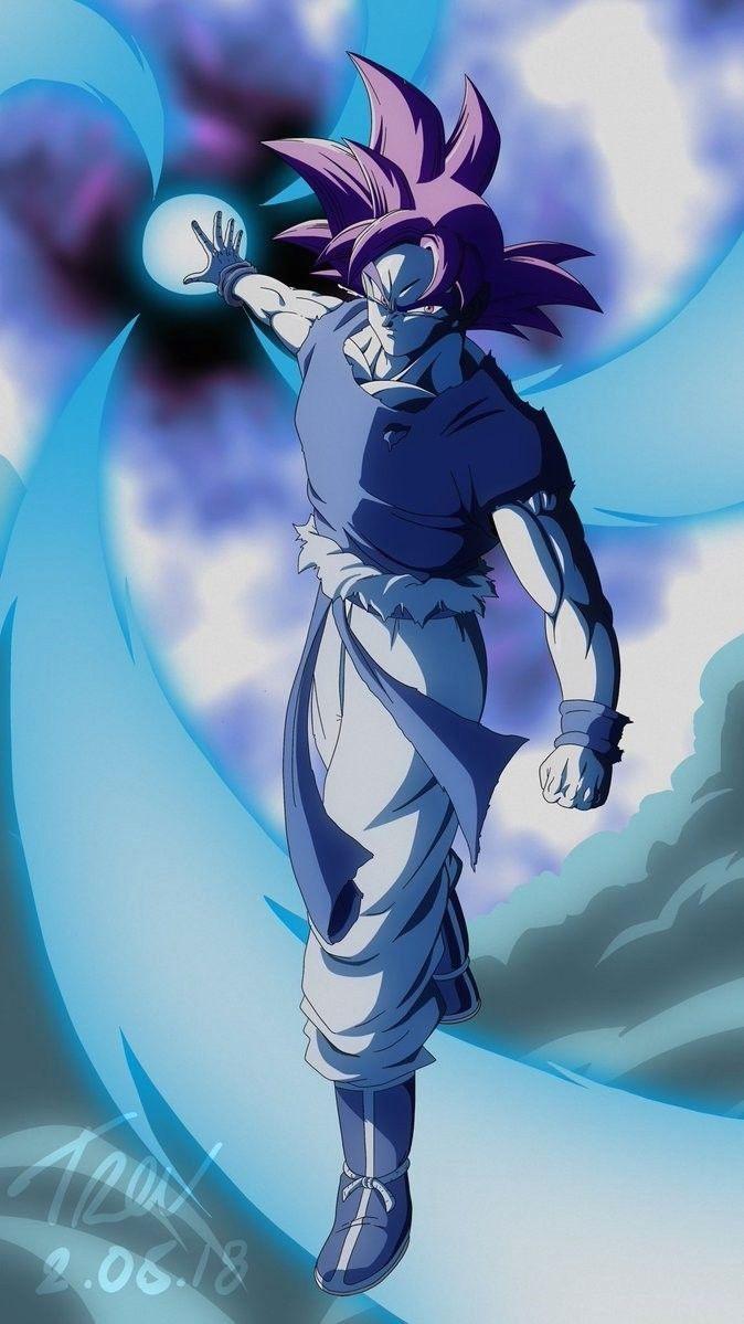 Pin By Eslam Eed On Shonen Anime Dragon Ball Super Dragon Ball Super Goku Dragon Ball Dragon ball z goku blue moon
