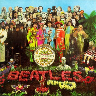 icônica! Artist: The Beatles Album: Sgt. Pepper's Lonely Hearts Club Band Year: 1967 Genre(s): Pop rock, classic rock, psychedelic rock, psychedelic pop