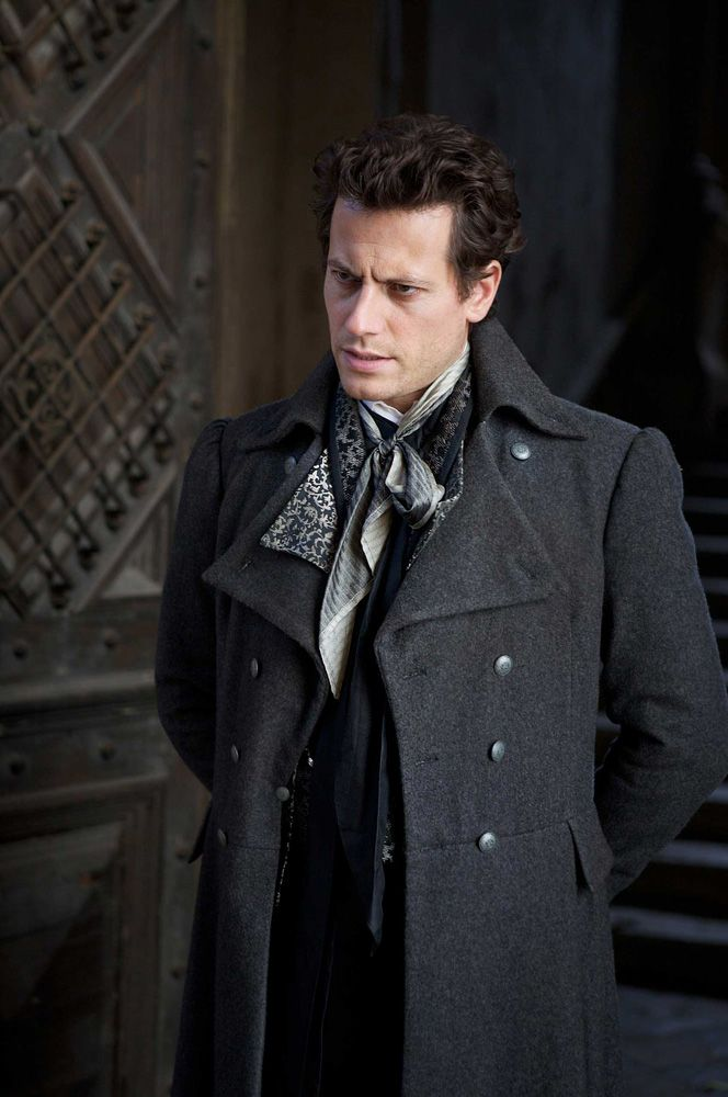 Ioan Gruffudd as Sir Benjamin Merryweather by secret of Moonacre>>Okay, so this is Victorian fantasy, but it still counts.