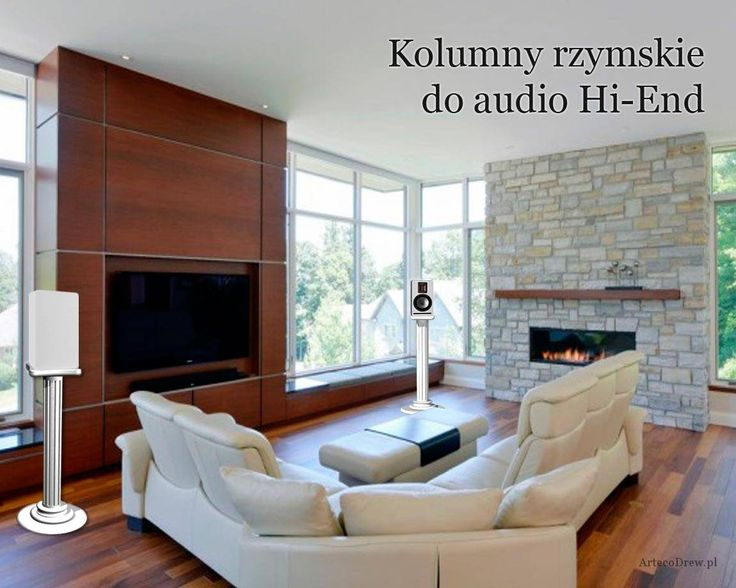 Kolumny audio hi-end