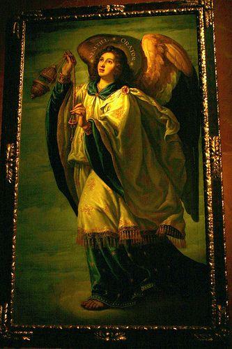 Oración al Arcangel Barachiel para buena Fortuna y Prosperidad