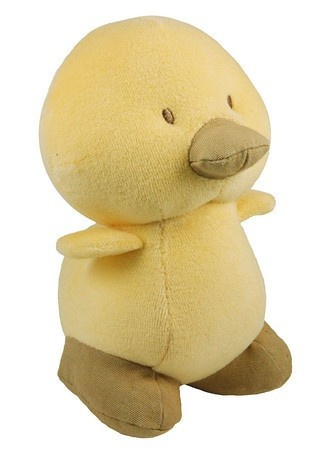 Dandelion Plush Duck Organic Cotton