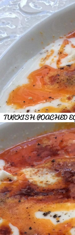TURKISH POACHED EGGS WITH YOGURT - Çılbır Recipe... Tags: cilbir, how to make cilbir, poached egg, poached, how to make poached eggs, how to make poached eggs in boiling water, how to make eggs, how to make egg, egg, egg recipes, egg recipe, student recipes, easy recipes, easy recipe, easy egg recipes, different egg recipes, different eggs, different egg cooking, turkish recipes, turkish recipe, yummy food, yummy food recipes, yummy food to make at home, türkisch kochen, Turkish recipes in…