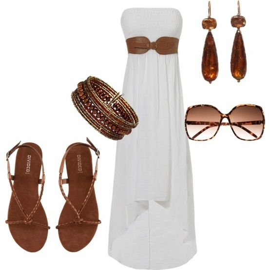 date night......Love Of Family & Home: Let's Talk Fashion....20 Outfits For Summer.     Love the dress!!