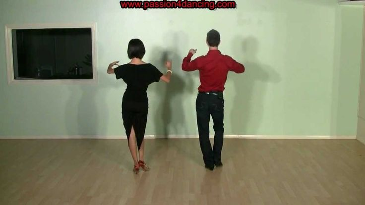 Rumba dance steps - Rumba basic steps for beginners