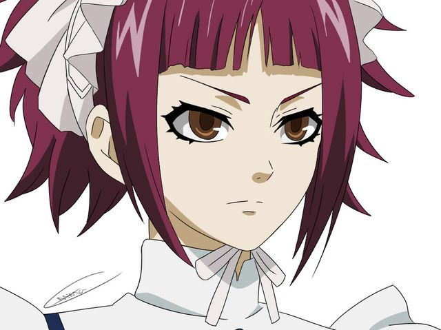 I got: Mey-Rin! What Black Butler character are you? I'm exactly like mey-Rin!, except if i don't have to make eye contact with person I'm talking to then I'm cheerful but I'm usually very shy and clumsy!