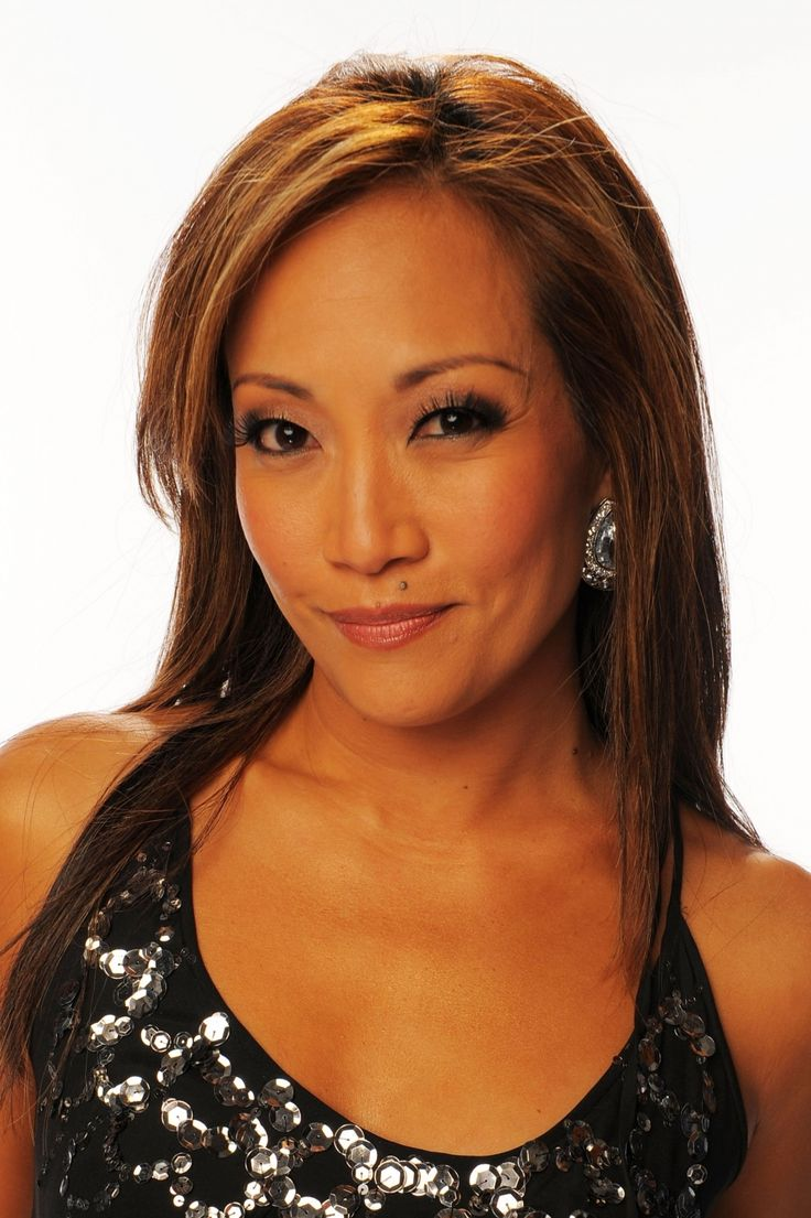 An Exclusive Interview with Carrie Ann Inaba from Dancing with the Stars