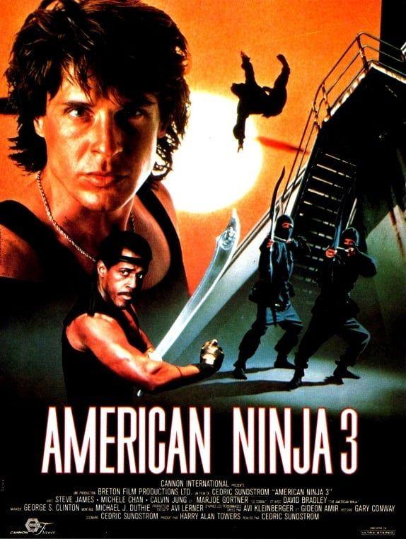 Voir American Ninja 3 1989 En Streaming Vf Hd Ninja Movies Action Adventure Movies Movie Posters