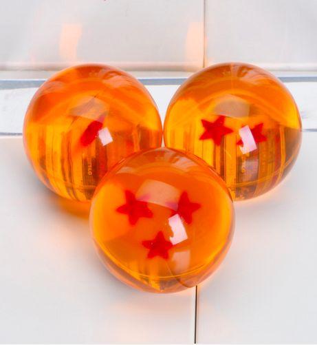 Dragon Ball Z - Crystal Dragon Ball Set