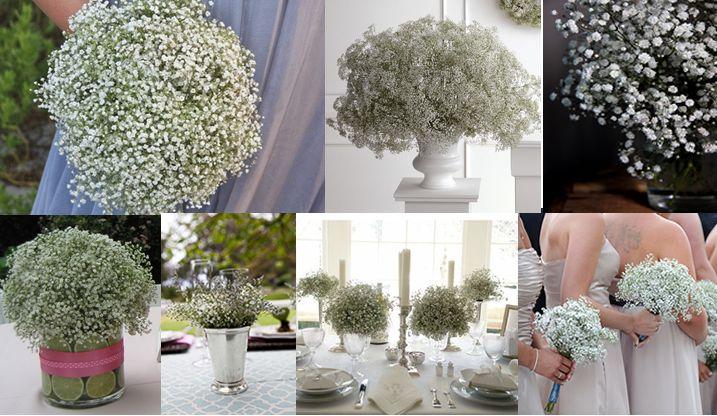 Baby Breath Wedding Centerpieces | SM Baby s Breath arrangements photo 2735040-5