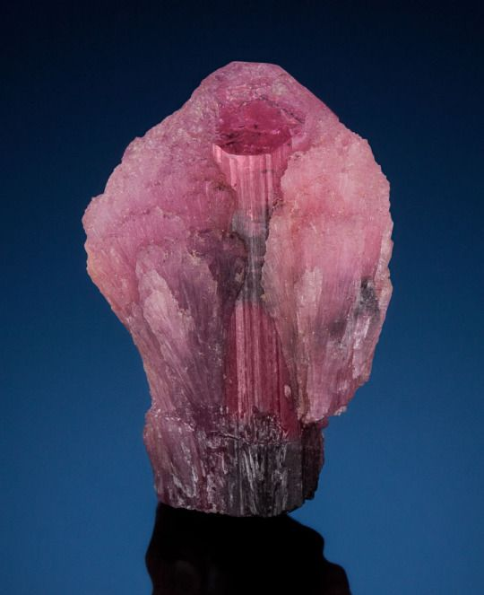 Tourmaline - Momeik Township, Kyaukme District, Shan State, Myanmar Source:fineart.ha.com
