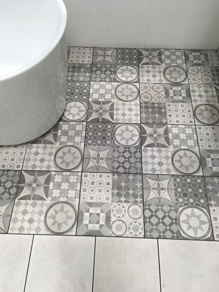 Bathroom floor tiles B&Q Bathroom floor tiles, Tile