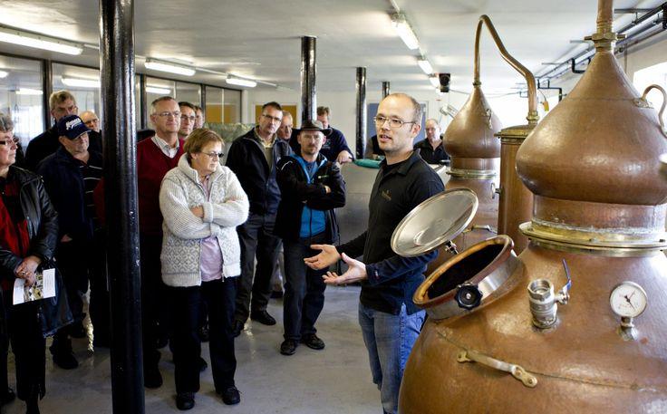 Udlandet er begyndt at lægge mærke til Stauning Whisky - Skjern-Tarm | dagbladetringskjern.dk