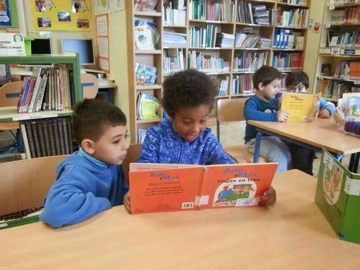 Blog de la Boliteca, biblioteca del CEIP Los Boliches, Fuengirola.