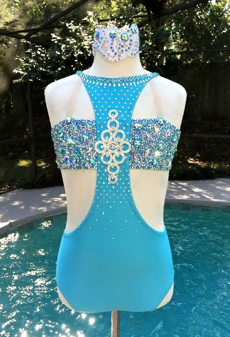 Jordan Grace Princesswear creating unique pageant swimwear and dance costumes that are always original, never duplicated.