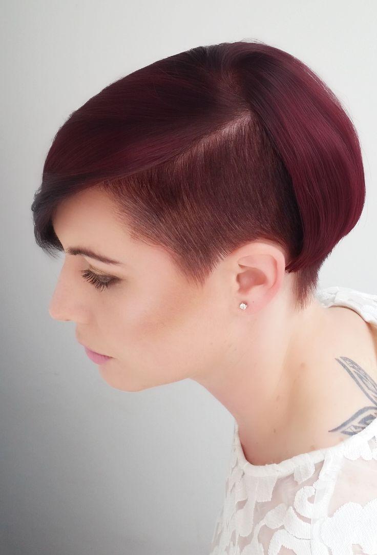 Cut & colour by Jenna Jensen