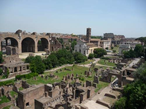 Palatine Hill: So Amazing, it will leave you Awe-struck :)
