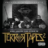 Psycho Realm Presents Sick Jacken and Cynic In Terror Tapes 2 [CD] [PA]