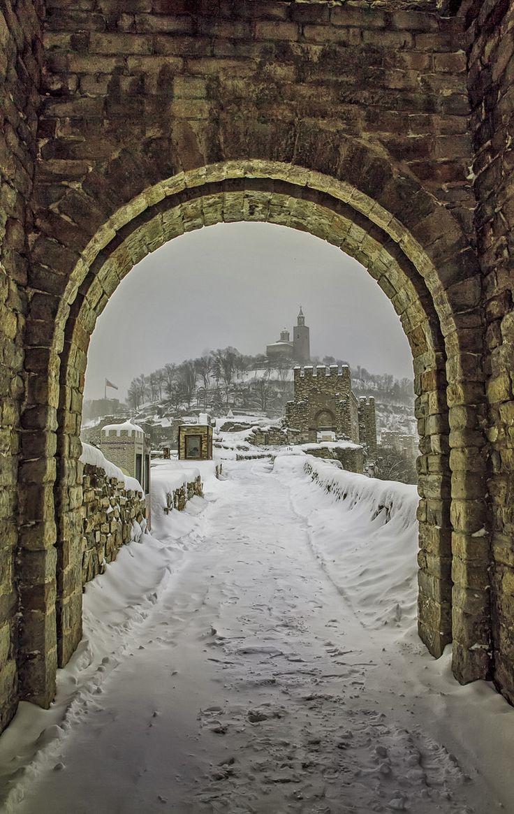 Tsarevets Castle, #Bulgaria Need an #attorney in Bulgaria? http://www.lawyers-bulgaria.com/double-tax-treaties-bulgaria