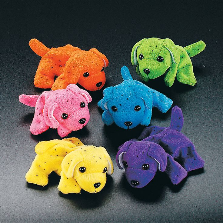 Plush Dogs Puppy party, Paw patrol