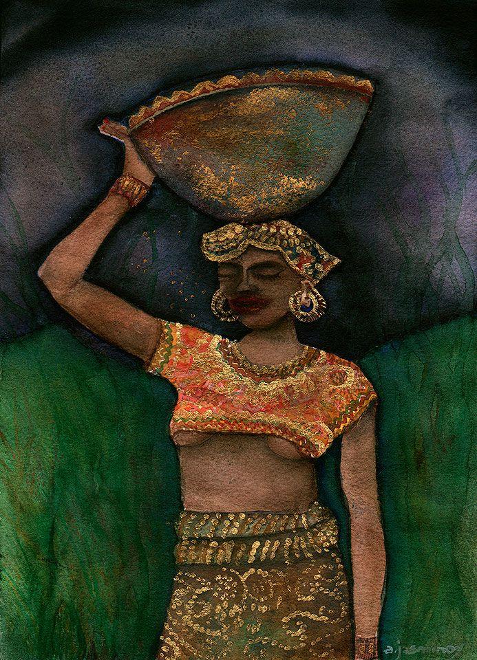 Bahiana - Autor: Anita Jasminoy