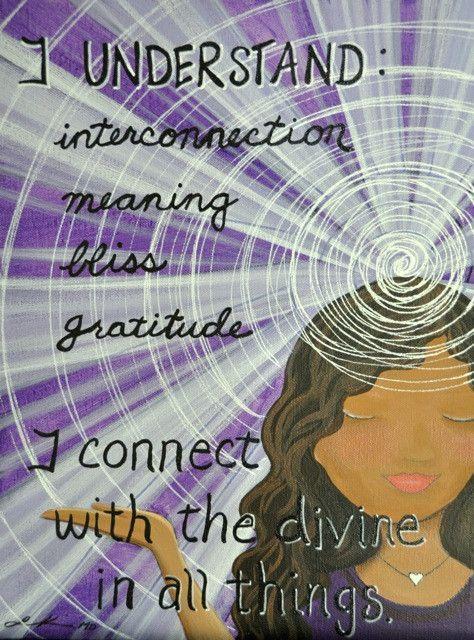 7th Chakra Affirmations Chakra Healing Kit -- Personalized Healing