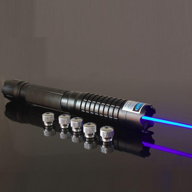 Oxlasers ox-bx5 445nm 2000 mw-4000 mw indicador azul del laser enfocable (caps 5 estrellas) con seguridad gafas de sol + envío libre