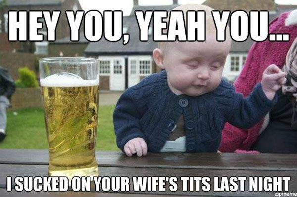 The Best Of The Drunk Baby Meme